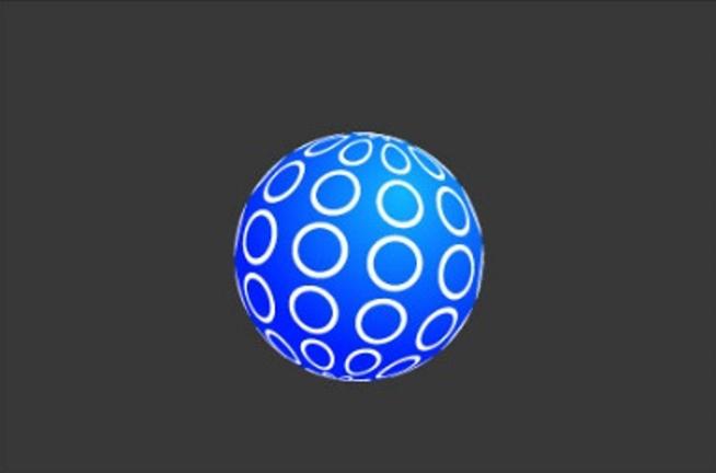 AI教程 | 简单五步,轻松绘制3D立体球