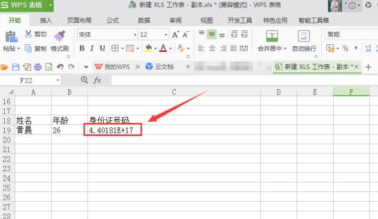 怎么在Excel表格输入正确的身份证号码格式?实用教程必收藏!