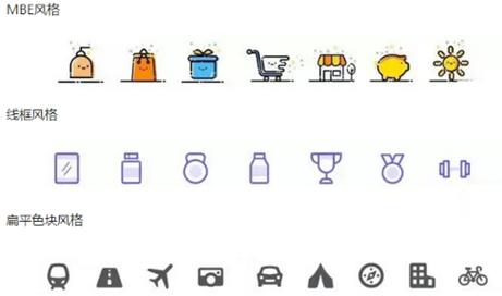 UI设计 | UI设计icon 有哪些技巧可以学?
