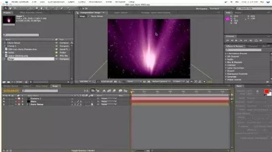 影视后期教程丨影视后期合成中的FUI是个什么?