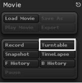 zbrush录制视频旋转功能,这些东西你一定要知道!